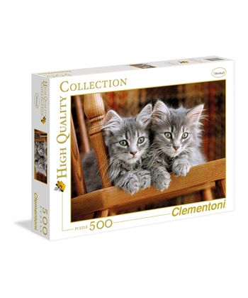 Puzzle 500 kittens - 06630545