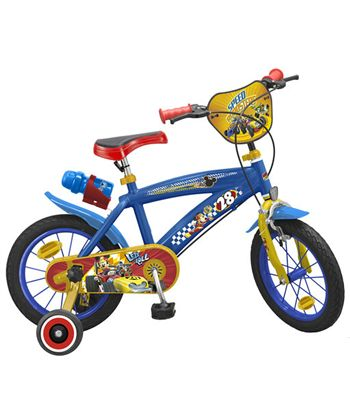 """Bicicleta 14"""" mickey rooster - 34301414"""