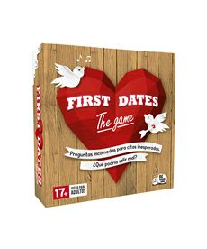 First dates the game - 47212197