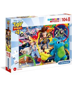 Puzzle 104 toy story - 06623740