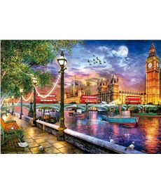 Puzzle 2000 londres atardecer - 04019046